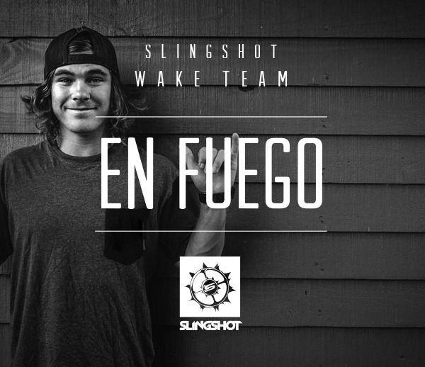 Slingshot Welcomes – Aaron Gunn