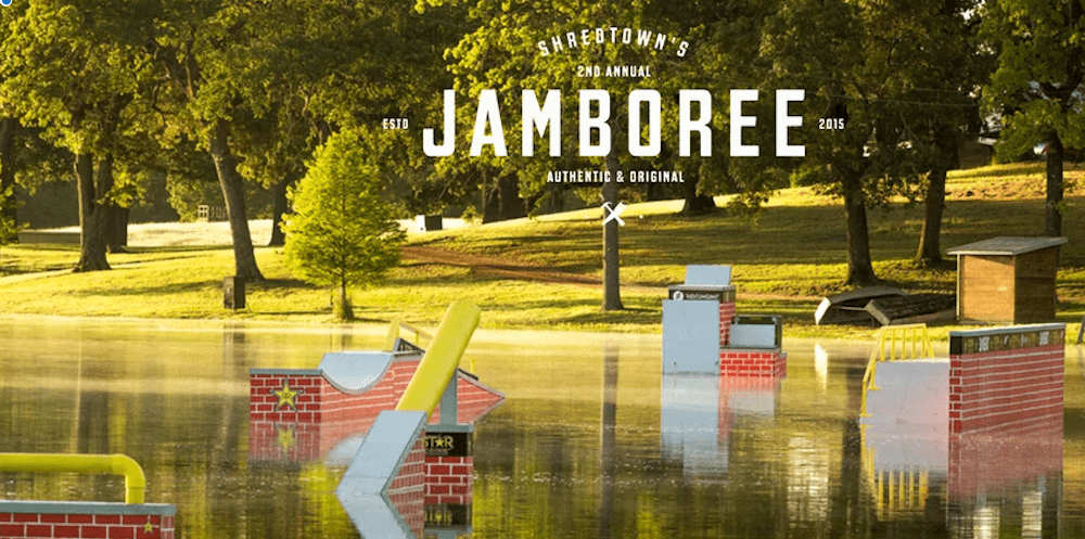 THE 2016 SHREDTOWN´S  JAMBOREE