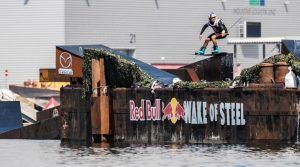 RED BULL WAKE OF STEEL 2016