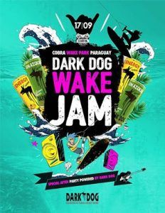 DARK DOG – WAKE JAM