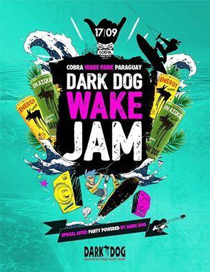 DARK DOG – WAKE JAM