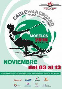 Argentina al Mundial de Wakeboard de la IWWF