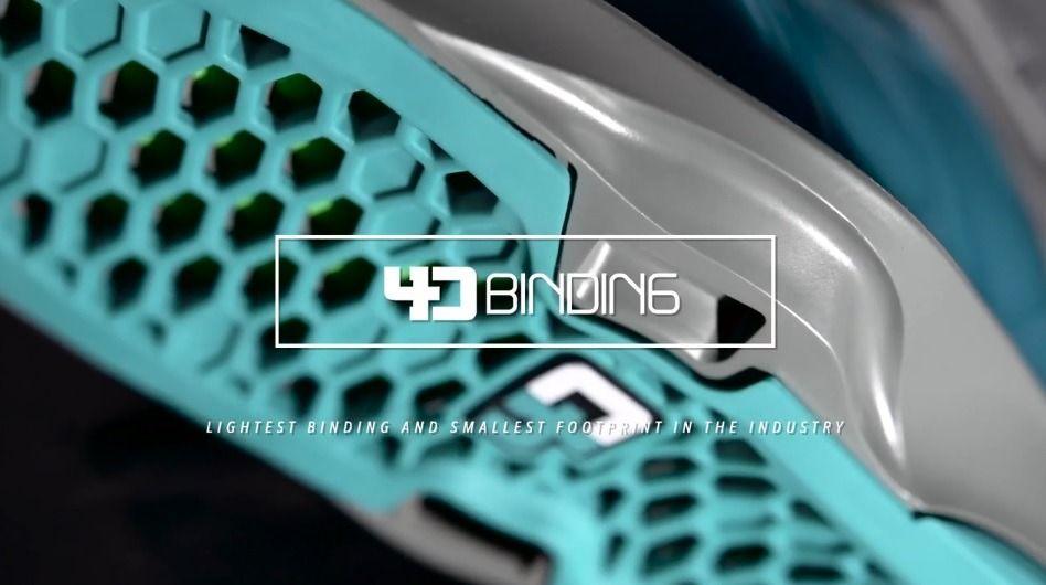 2017 LIQUID FORCE 4D BINDINGS