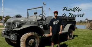 COMO HACER – FRONTFLIP TO REVERT