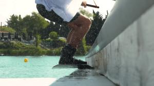 WESLEY GUMPEL X SLINGSHOT