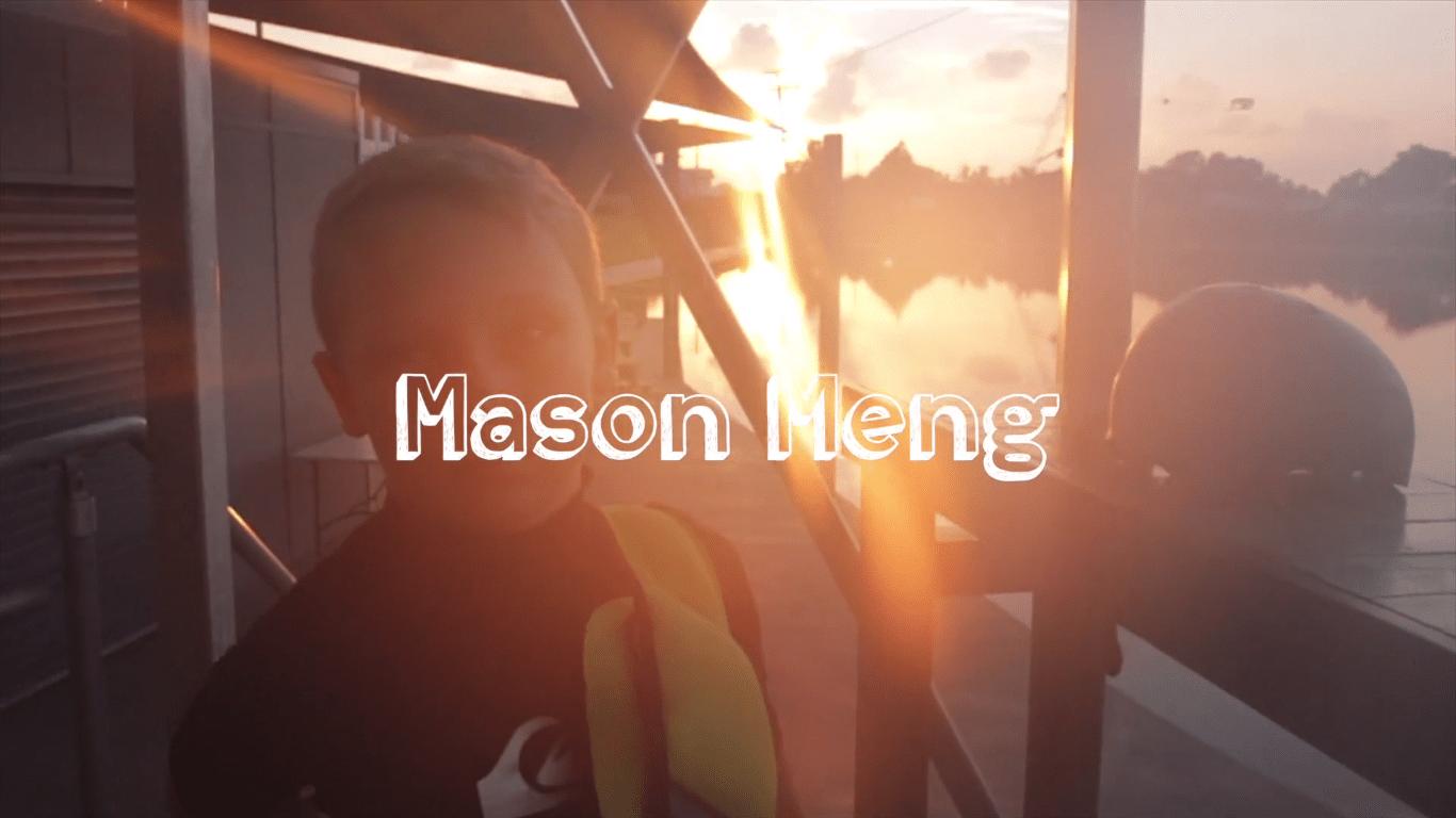 Mason Meng / 9 años