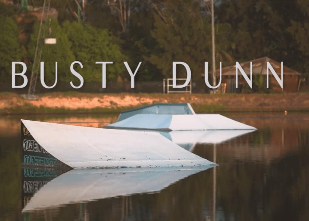 Una mañana con Busty Dunn