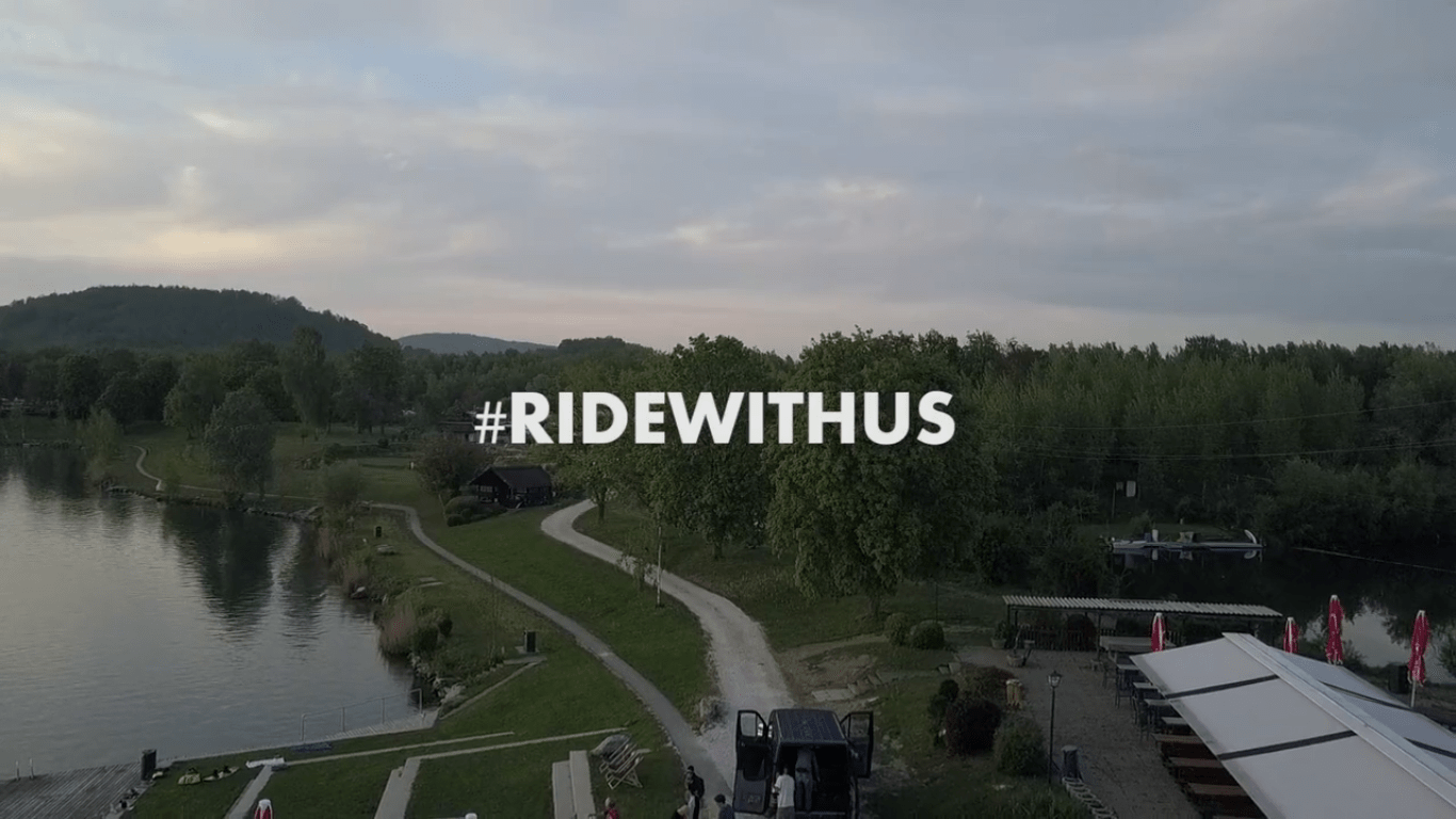 Slingshot Alemania / Ride With us Tour