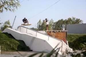 Bairex Park / Nuevo Pool Gap