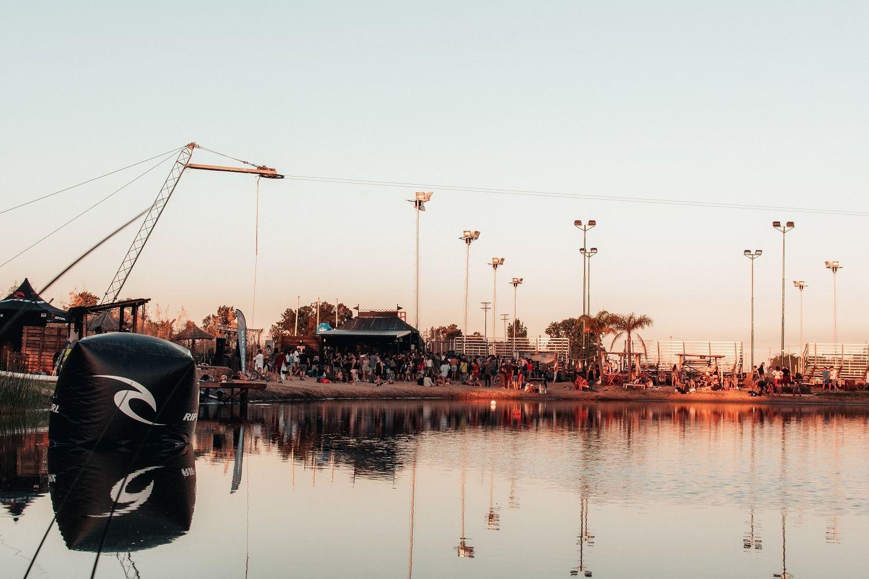 Resumen Primera Fecha del Circuito Argentino de Wakeboard / Green Parrot Wake Beach