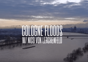 COLOGNE FLOODS