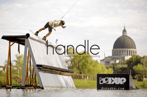 Breathe // A wakeboarding Story in Argentina x Handle