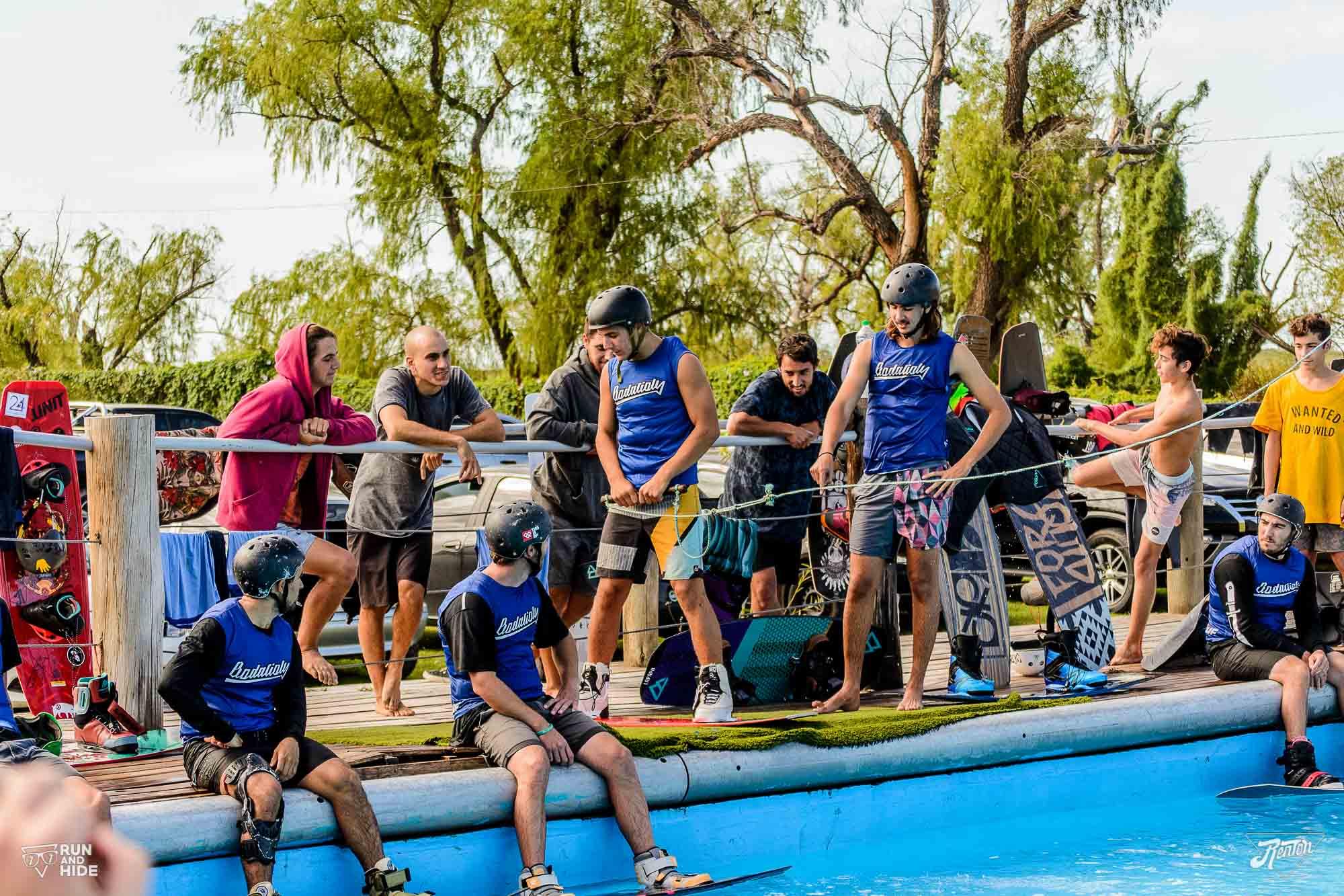 Sexta Fecha del Circuito Argentino de Wakeboard en Renton Wakeboarding Complex
