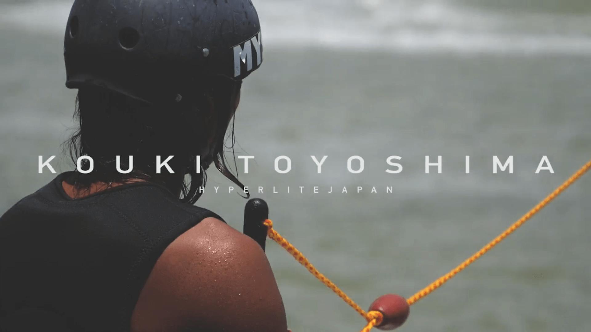 KOUKI TOYOSHIMA / THE HIT