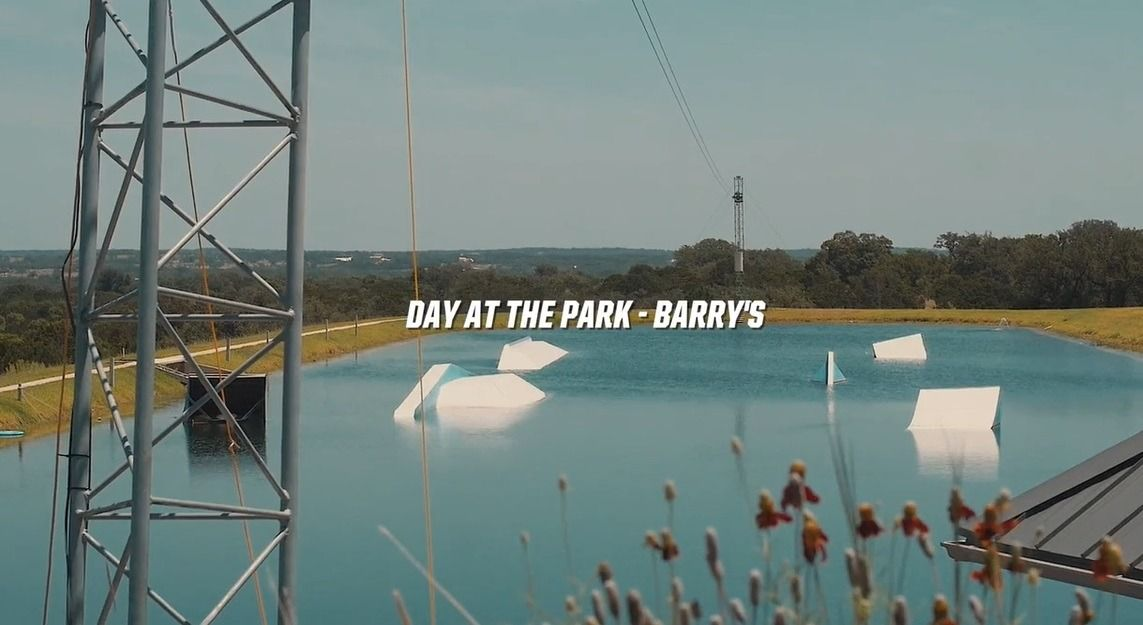 DAY AT THE PARK / BARRY´S