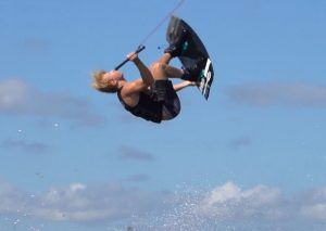 Cobe France / Yeah He Can Wakeboard