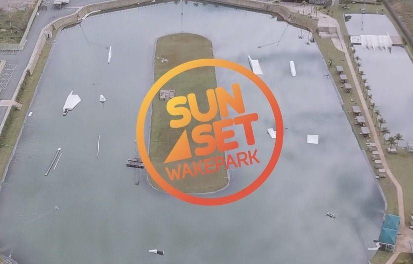 SAMBAGUA – Trip to Sunset Wakepark