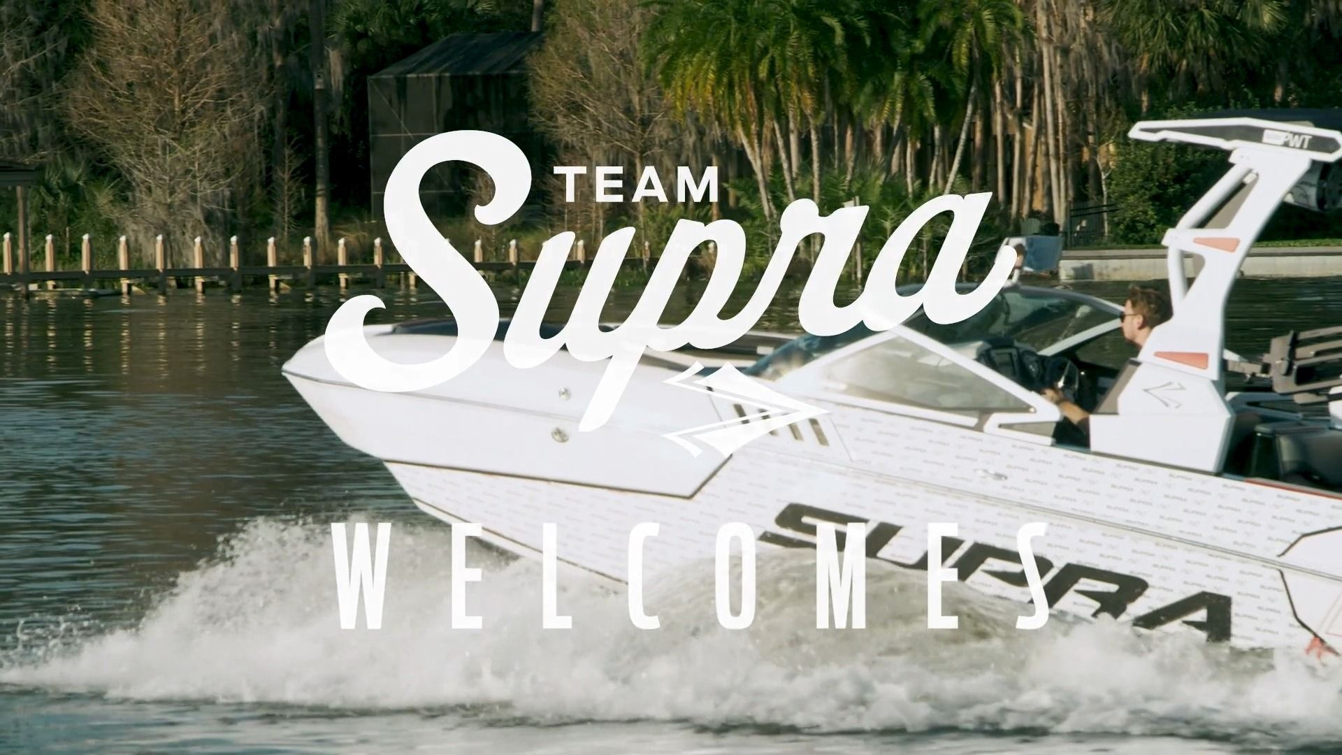 TYLER HIGHAM / WELCOME TO SUPRA