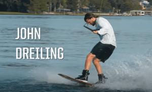 Mini Wake Session / John Dreiling